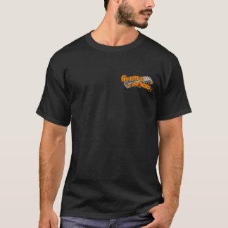 Camiseta O preto é mau!