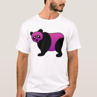 Camiseta O produto do clique a escolheu o tamanho