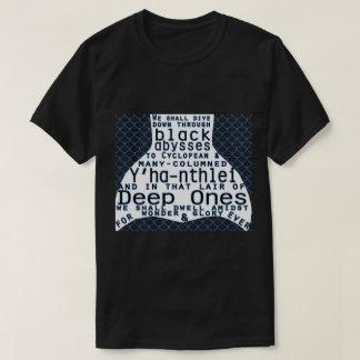 Camiseta O profundos