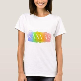 Camiseta O projeto de Kanvas