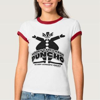Camiseta O projeto de Rudy Schwartz: NINGUÉM IMPORTA-SE!