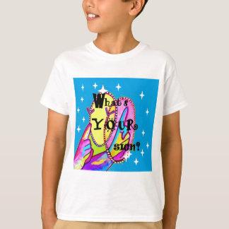 Camiseta O que é seu sinal