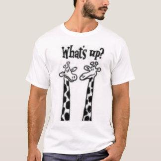 Camiseta O que está acima