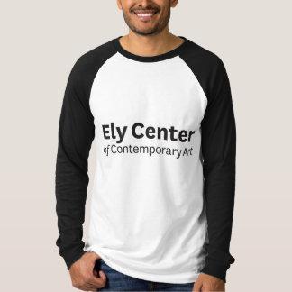 Camiseta O Raglan dos homens