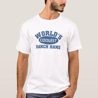 Camiseta O rancheiro o mais fresco