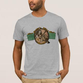 Camiseta O rancho ocidental selvagem de MissBetty
