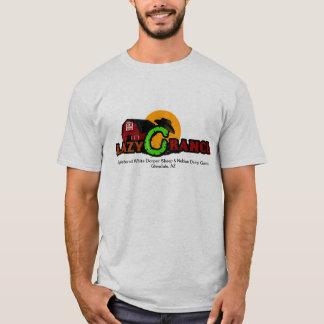 Camiseta O rancho preguiçoso de C