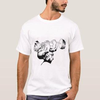 Camiseta O rasgo a Dinamarca estripa