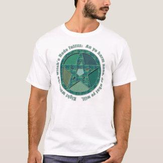 Camiseta O Rede da bruxa