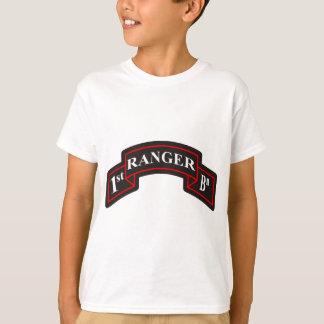 Camiseta ø Regimento de guarda florestal do batalhão 75th