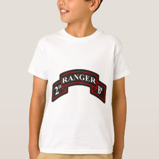 Camiseta ò Regimento de guarda florestal do batalhão 75th