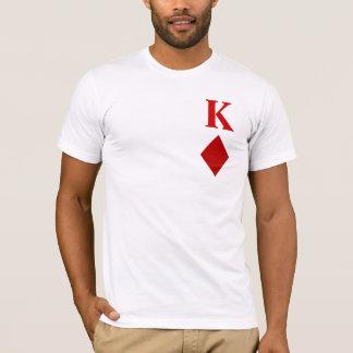 Camiseta o rei dos diamantes