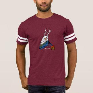 Camiseta O rei Horned T