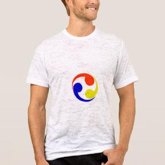 Camiseta o reino de Ryukyu, Japão
