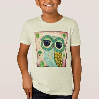 Camiseta O renascimento verde