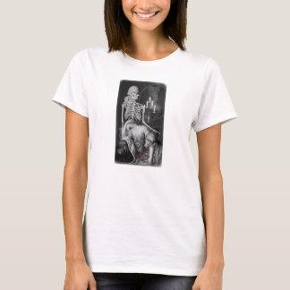 Camiseta O retrato
