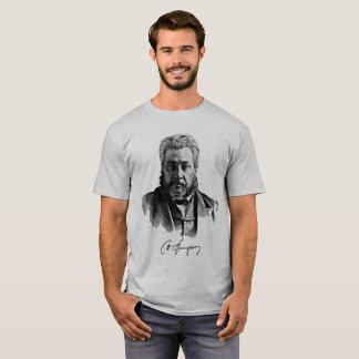 Camiseta O retrato de Spurgeon