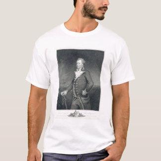 Camiseta O retrato do almirante John Macbride (d.1800)
