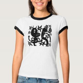 Camiseta O retrocesso e retrocedidos