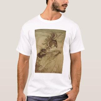 Camiseta O Rhinemaidens que amola Alberich