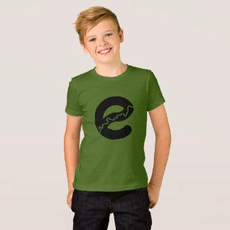 Camiseta O rio de Edmonton caçoa o t-shirt