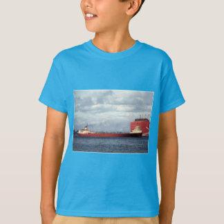 Camiseta O rio legendário do St. Clair de Edmund Fitzgerald