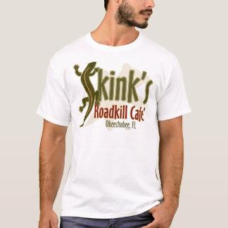 Camiseta O Roadkill Café de Skink