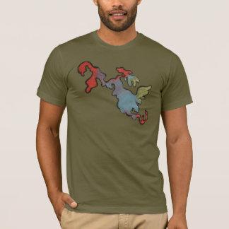 Camiseta O Roadrunner Morph a morfologia