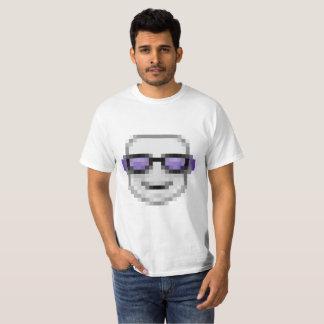 Camiseta O robô da contração muscular legal Emote