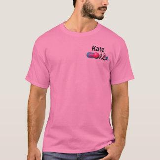 Camiseta O rosa de Wagner