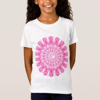 Camiseta O rosa floral da flor caçoa o soldado da mamã das
