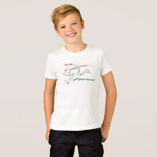Camiseta O roupa americano caçoa a ESTRELA do t-shirt w/REX
