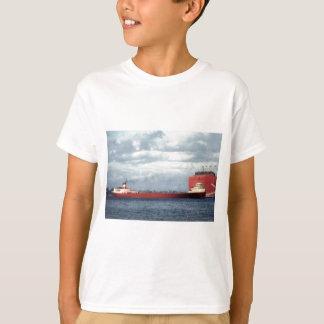 Camiseta O S.S. legendário Edmund Fitzgerald