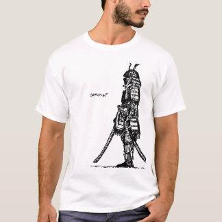 Camiseta O samurai