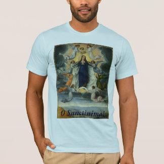 Camiseta O Sanctissima! T-shirt
