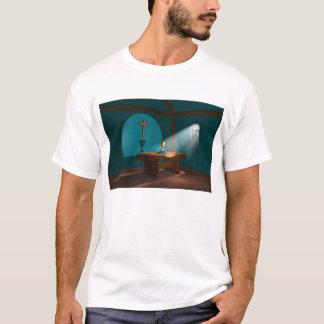 Camiseta O Santo Graal