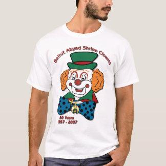 Camiseta O santuário Clowns -50 anos