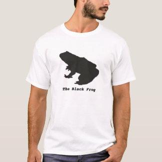 Camiseta O sapo preto