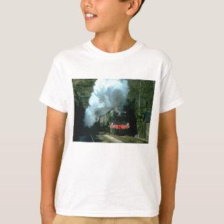 Camiseta O Scotsman do vôo travou entre túneis em Barons W