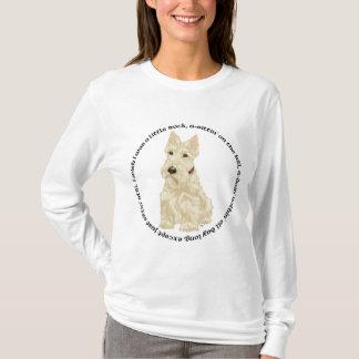 Camiseta O Scottish Wheaten Terrier Ponders