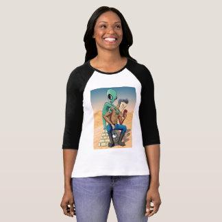 Camiseta O Seeth um t-shirt estrangeiro