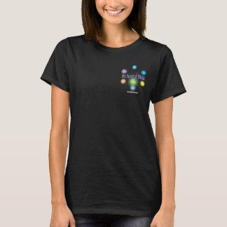 Camiseta O segredo da música - cromática