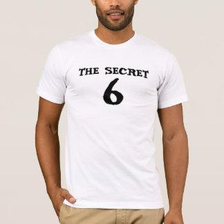 Camiseta O seis secreto