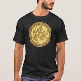 Camiseta O selo do rei Edward mim