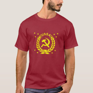 Camiseta O selo do USSA