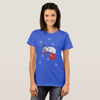 Camiseta O senhor Gato mostra seus desejos do Natal!