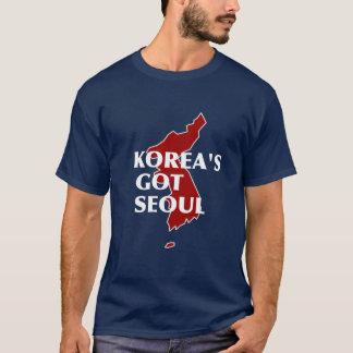 Camiseta O Seoul obtido de Coreia
