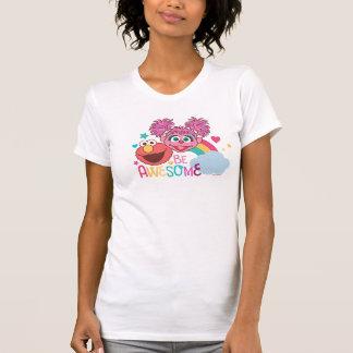 Camiseta O Sesame Street | Elmo & Abby - seja