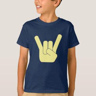 Camiseta O sinal da rocha