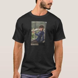 Camiseta O Sis de Lil espera o seu do trabalho